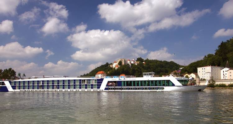 Europe's Rivers & Castles (Wine Cruise) (Wine Cruise) 2021 Start Luxembourg, End Nuremberg - AmaWaterways