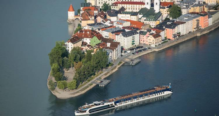 Grand Danube Cruise 2018 Start Giurgiu, End Nuremberg - AmaWaterways