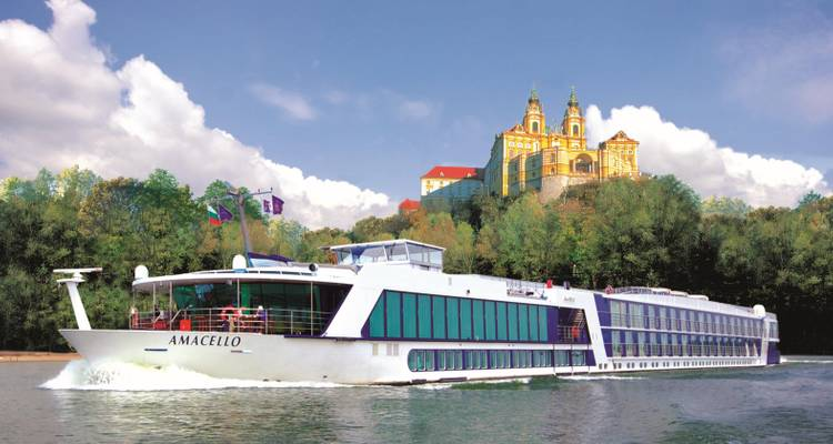 Colors of Provence 2019 Start Lyon, End Arles - AmaWaterways