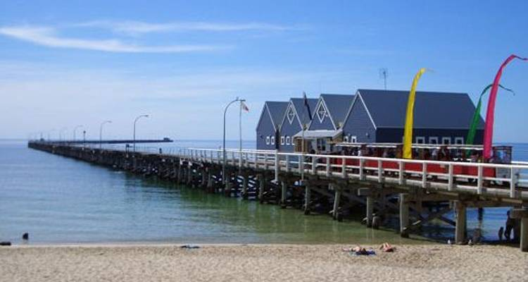Full Day Margaret River, Cave, Wine, Cape Leeuwin Lighthouse & Busselton Jetty - ADAMS Pinnacle Tours