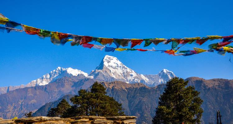 Annapurna Poon Hill Trek - Nepal Hiking Team