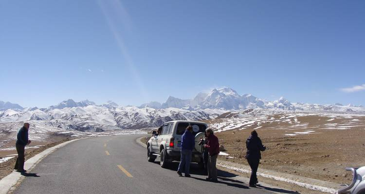 8 Days Kathmandu to Lhasa Overland Trip with EBC Small Group Tour - Tibet Vista