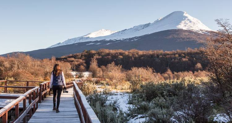 Ushuaia, The End of The World - Say Hueque Argentina & Chile Journeys