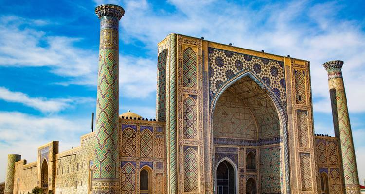 Classic Uzbekistan - Silk Road Destinations