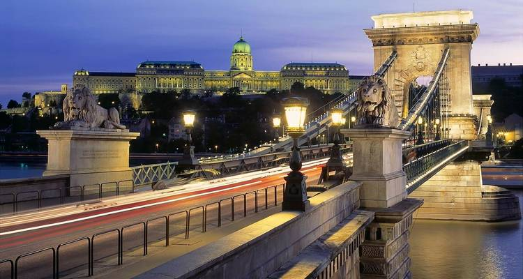 Jewels of Europe 2019 (Start Budapest, End Amsterdam) - Scenic Luxury Cruises & Tours