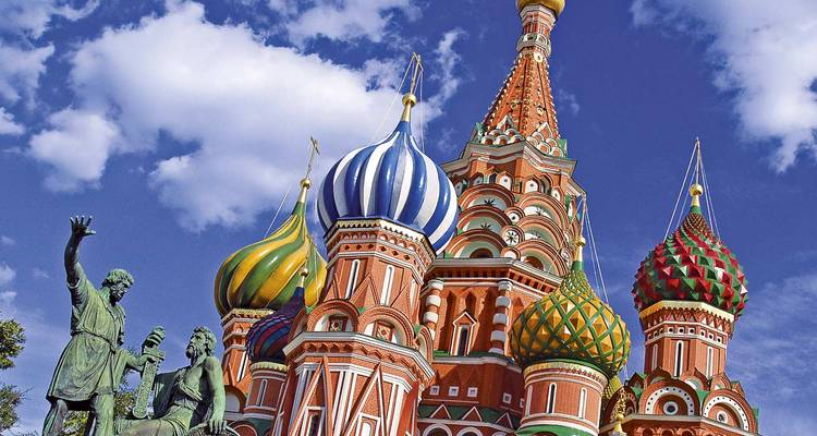 Imperial Russia 2019 (Start Moscow, End Stalingrad (Volgograd, 15 Days)) - Scenic Luxury Cruises & Tours