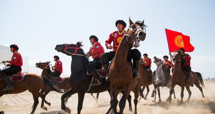 Kyrgyzstan Expedition - World Nomad Games - Intrepid Travel