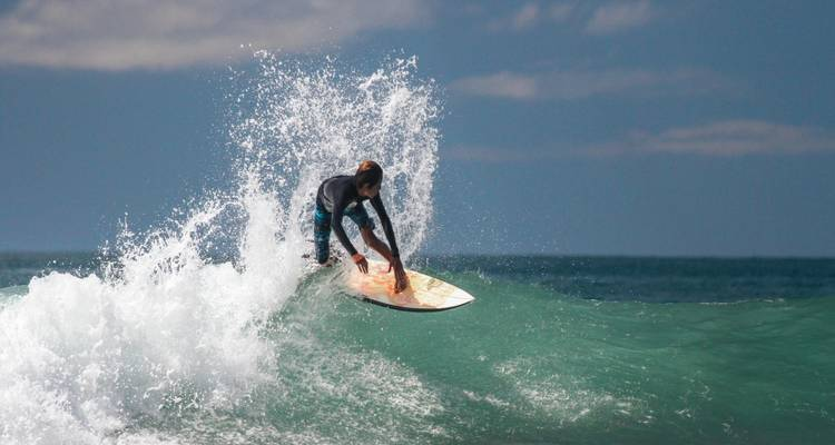 6 Days Maderas Surf Camps Lessons by Selina Surf Club - Selina