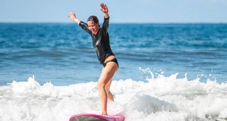 11 Days Maderas Surf Camps Guiding by Selina Surf Club - Selina