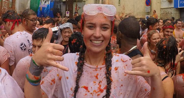La Tomatina - Hotel  - Busabout