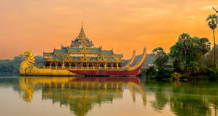 Secrets of the Irrawaddy and Discoverer Cruise - Emerald Waterways