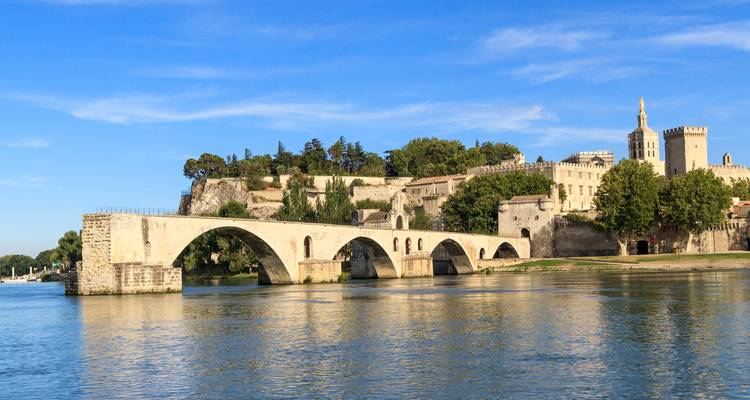 Sensations of Lyon and Provence 2019 (Start Nice, End Lyon) - Evergreen Tours
