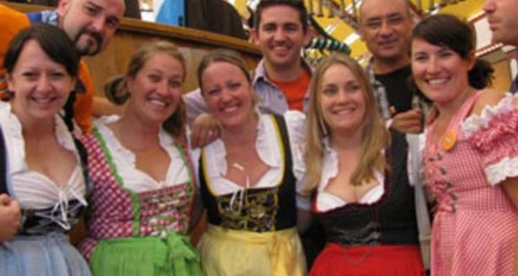 Oktoberfest - Coach from London - Busabout