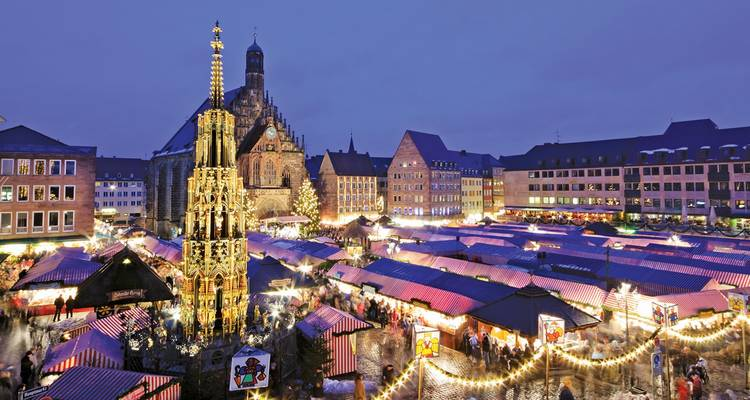 Prague to Paris & Christmas Markets of Europe - Evergreen Tours