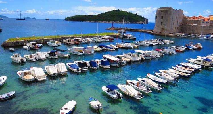 Hiking Dubrovnik and islands – self guided - Fiore Tours