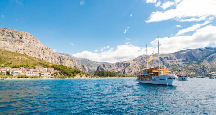 Croatia One Way Sail Dubrovnik to Split Classic Ensuite On Deck - Busabout