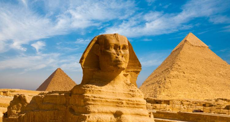 Great Pyramids in Giza, Cairo Egypt sightseeing 4 days package - Your Egypt Tours