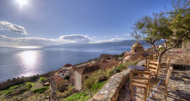 Paradisial Peloponnese (All Inclusive & Guided In-Depth Tour) - Pictours of Greece