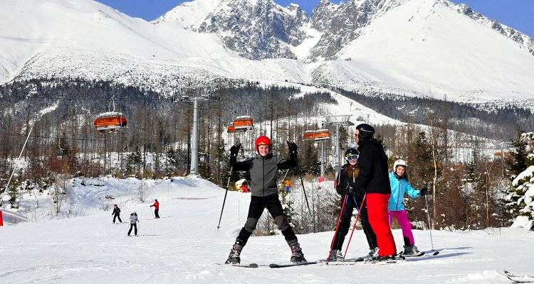 Family Winter Activity Week - Slovakia Explorer