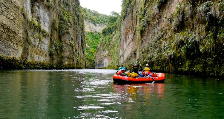 Mokai Canyon Multi Day River Rafting Trip - River Valley Ventures