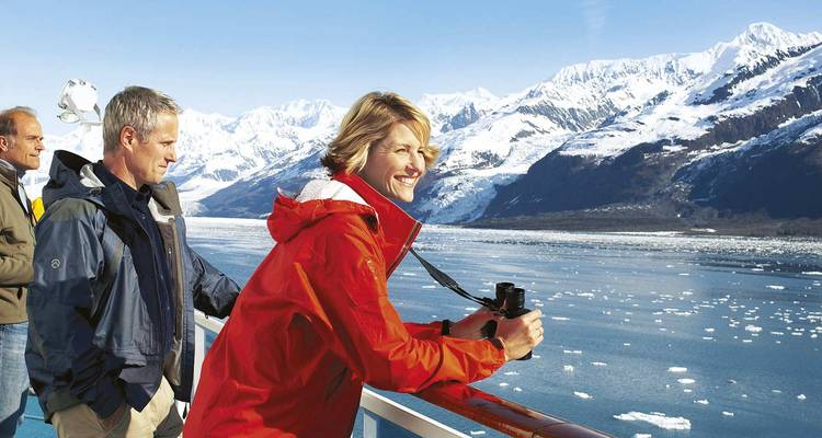 Spectacular Rockies & Alaskan Cruise 2019 (including Jasper) - Scenic Luxury Cruises & Tours