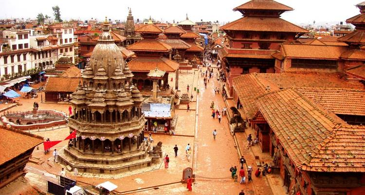 Golden Triangle with Nepal - Swastik India Journeys
