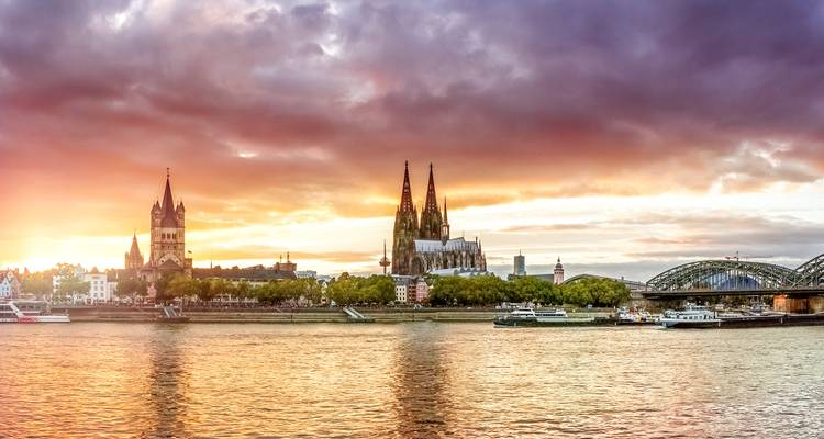 Magnificent Moselle & Rhine (Cologne to Frankfurt, 2019) - Uniworld Boutique River Cruise Collection