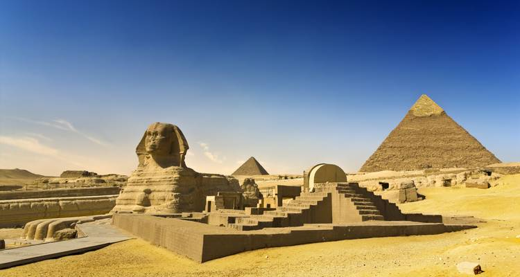 Egypt Must see sites (Cairo & Luxor) 7 Days / 6 Nights - Your Egypt Tours