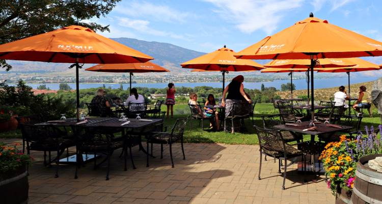 Vineyards and Landscapes of the Okanagan - West Adventures Inc.