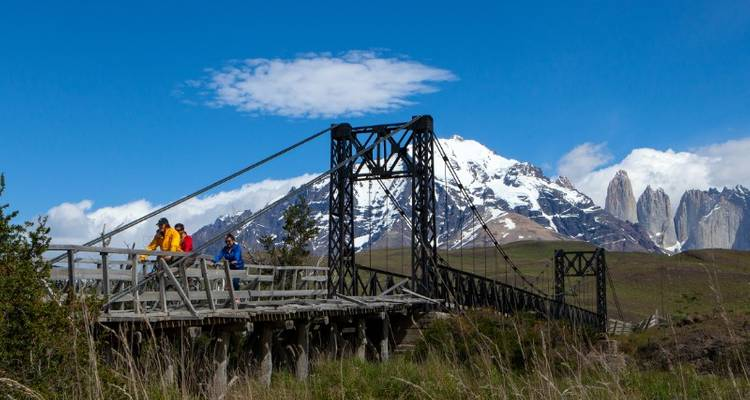 Torres del Paine Multisport 4D/3N - Bamba Experience