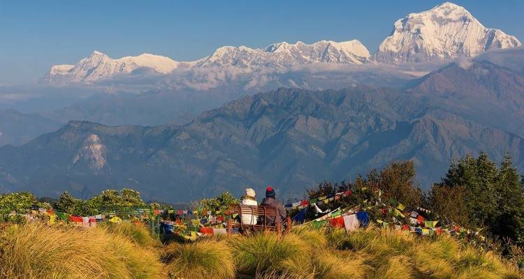 Poon Hill Trek (Bonus Tour:Silver Triangle Nepal ) - Swotah Travel and Adventure