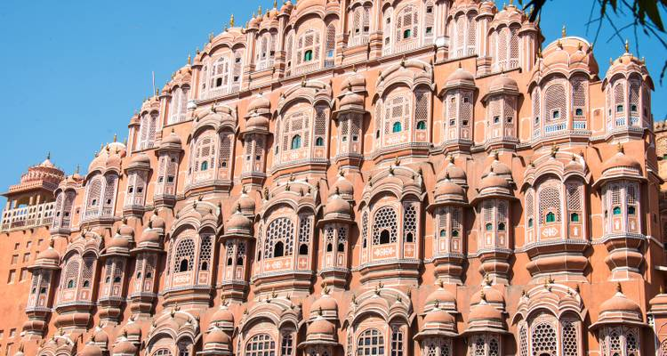 6 Days Golden Triangle Tour  (Delhi, Agra, Abhaneri and Jaipur) - Colourful Indian Holidays