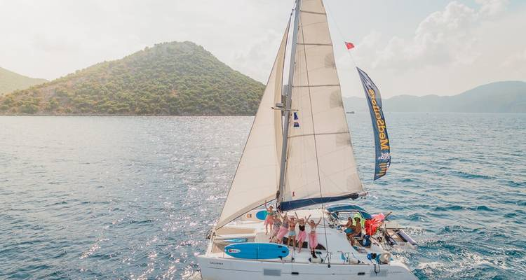 Turkey 7 Days Sailing (Catamarans) - MedSailors