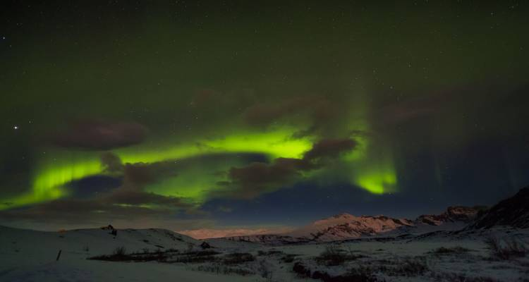 Christmas & Northern Lights Adventure - GJ Travel