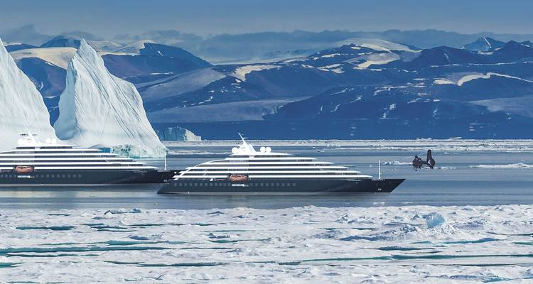 Across the Northwest Passage 21 Days - Scenic Luxury Cruises & Tours