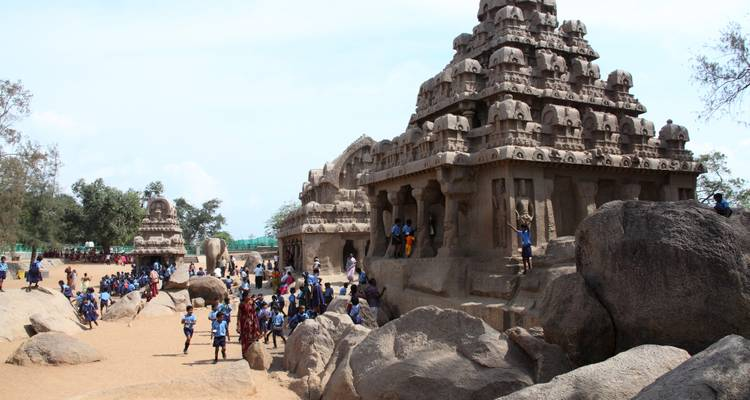 Highlights of South India 9N/10D - Xenia Cities