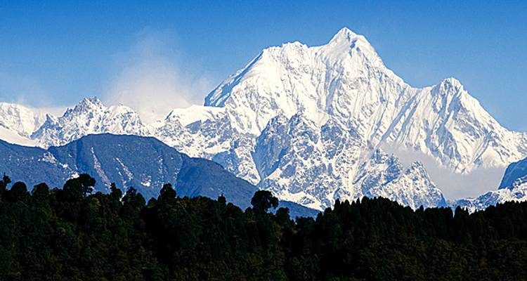 Kanchenjunga South Base Camp Trek - Adventure Himalayan Travels