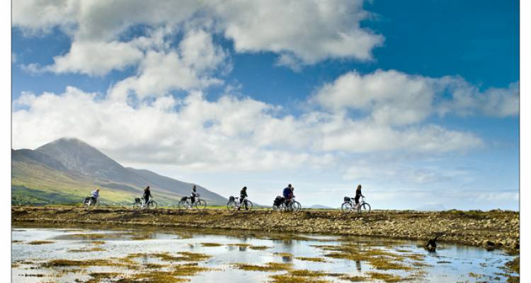 Clare and aran island cycle- Self Cycle-8 days - Extreme Ireland