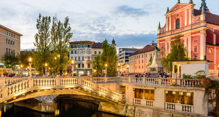 Highlights of Croatia and Slovenia - Budget Transfer Croatia