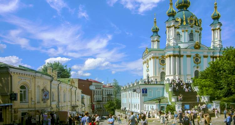 2019 Discover Cossack Legacy - Ukrainian Waterways - River Cruise - Imperial River Cruises