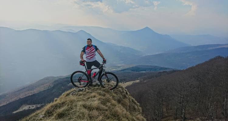Guided Half-Day Mountain biking tour on Durmitor - RaftingClub TaraSport