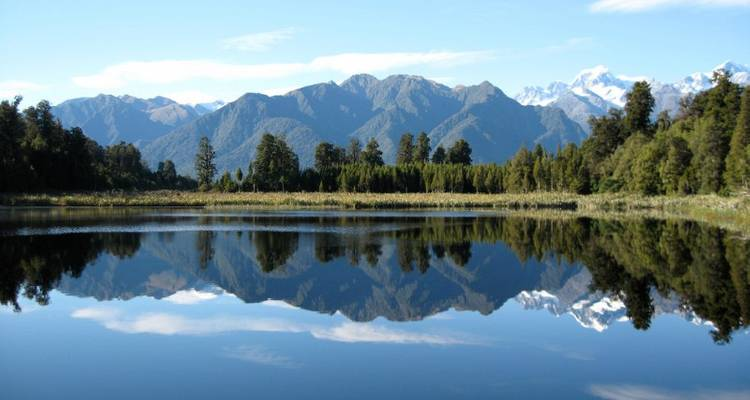 South Island Group Adventure (May - September) - Bamba Experience