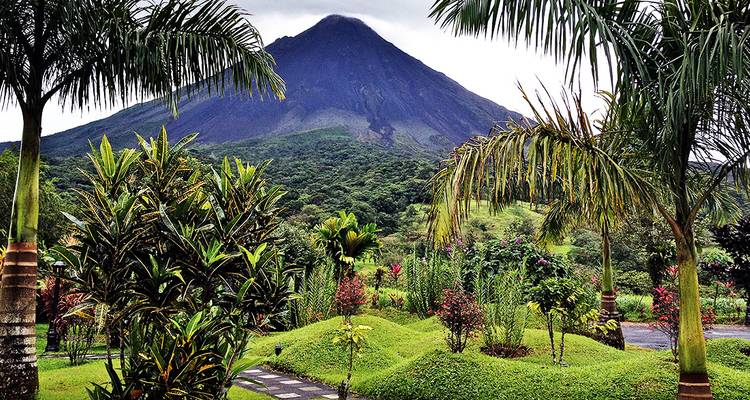 Splendor of Costa Rica Guided Tour - Central American Tours