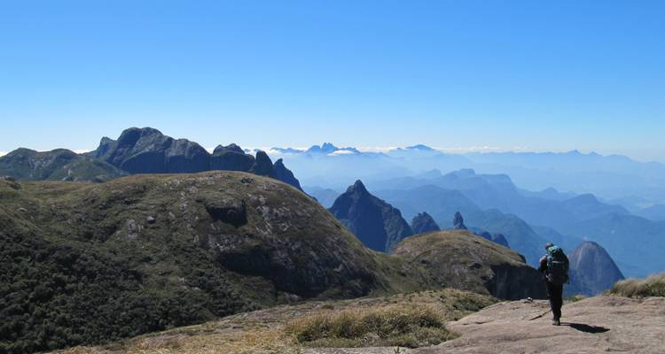 Petrópolis x Teresópolis Crossing - The Most Beautiful Trekking in Brazil - Nattrip