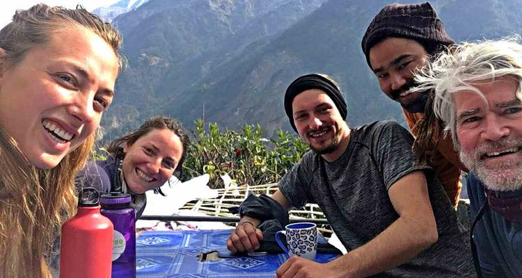 Annapurna Base Camp Trek (Original) - Swotah Travel and Adventure