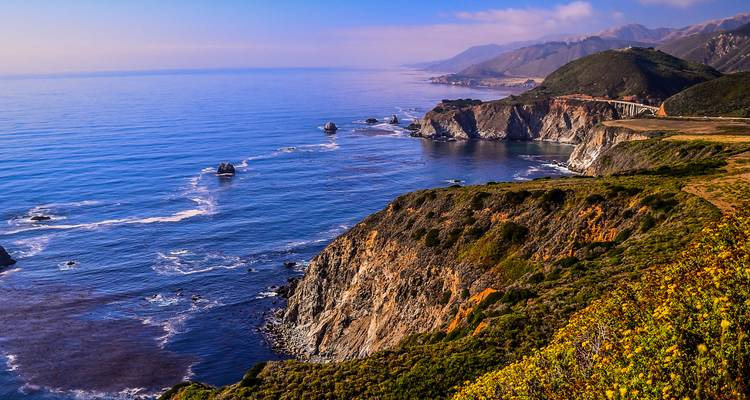 California Coast  (San Francisco, CA to San Diego, CA) - Collette