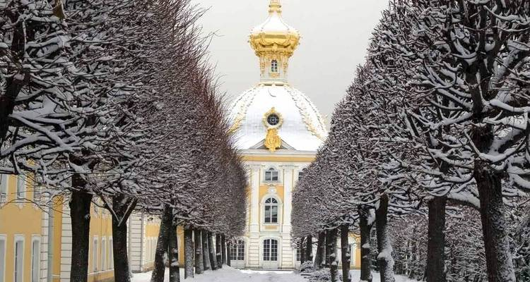 Festive St. Petersburg and Moscow - Trafalgar
