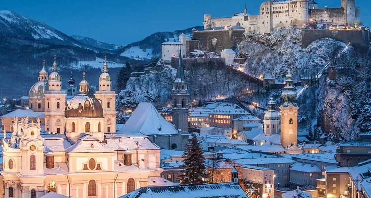 Christmas In Austria 2019.Christmas Markets Of Austria Germany And Switzerland Winter