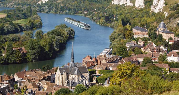 Normandy & Gems of the Seine 2019 (Start Paris, End Paris, 11 Days) - Scenic Luxury Cruises & Tours