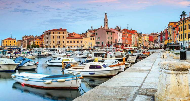 Jewels of Europe with Dalmatia Discovery 26 Days (from Venice to Amsterdam) - Scenic Luxury Cruises & Tours